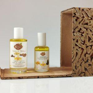 Arganöl&Kaktuskernöl in eine schöne geschenk schatulle